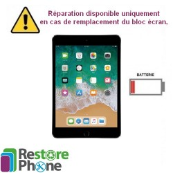 Reparation Batterie iPad Mini 4