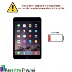 Reparation Batterie iPad Mini 2 et 3