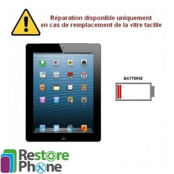 Reparation Batterie iPad 2