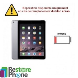 Reparation Batterie iPad Air 2