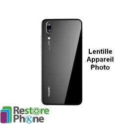 Reparation Lentille Appareil Photo Arriere Huawei P20