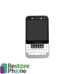 Bloc Ecran + Cache Clavier BlackBerry Q5
