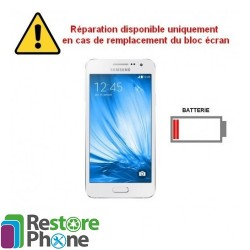 Reparation Batterie Galaxy A300