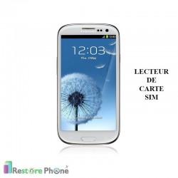 Réparation Lecteur Carte SIM Galaxy S3 4G