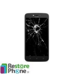 Reparation Bloc Ecran Motorola C Plus