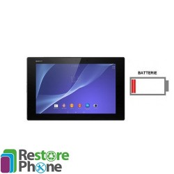 Reparation Batterie Xperia Z2 Tablet