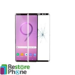 Film en Verre Trempe FULL SCREEN pour Galaxy Note 9