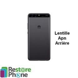 Reparation Lentille Appareil Photo Arriere Huawei P10