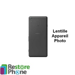 Reparation lentille appareil photo Xperia XA