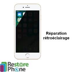 Reparation rétroéclairage