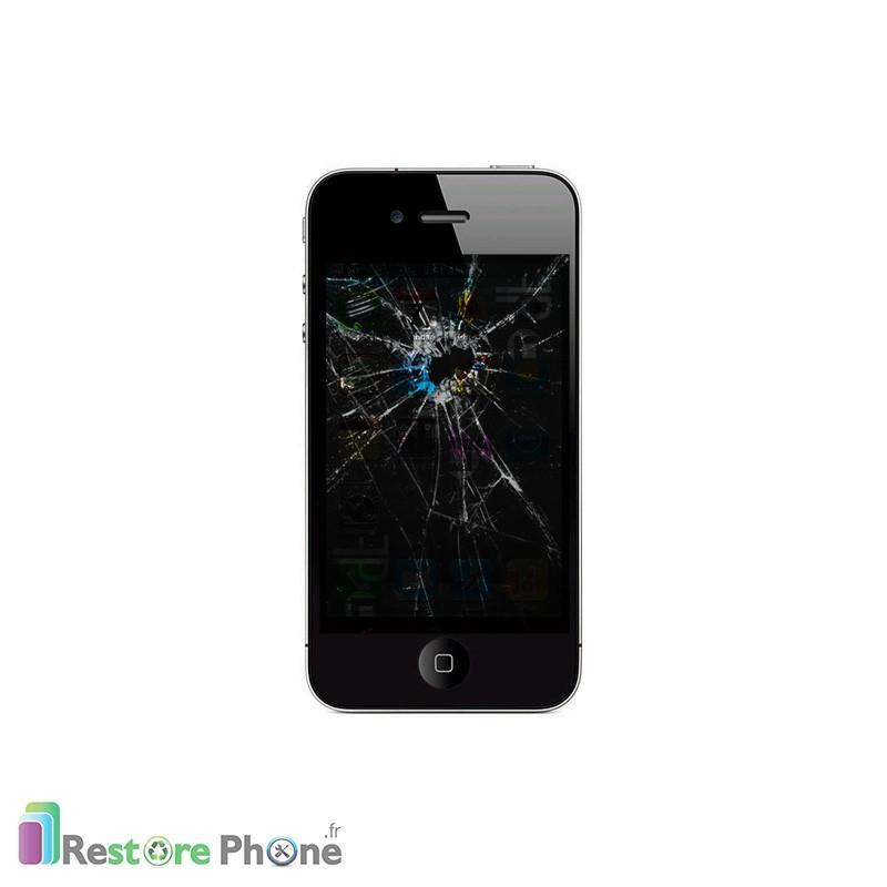 R paration ecran iphone 4 restore phone for Photo ecran iphone 4