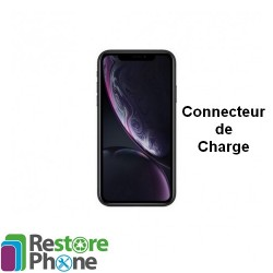 Reparation Connecteur de Charge iPhone XR
