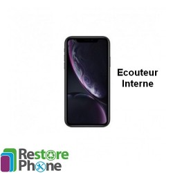 Reparation ecouteur interne iPhone XR