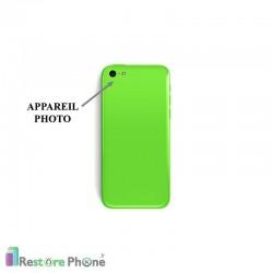 Réparation Appareil Photo + Flash iPhone 5C