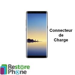 Reparation Connecteur de Charge Galaxy Note 8