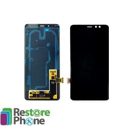 Bloc Ecran Galaxy A8+ 2018 (A730)