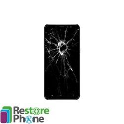 Reparation Bloc Ecran Galaxy A8+ 2018 (A730)