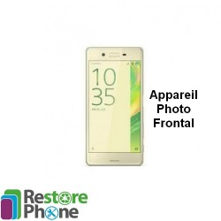 Reparation Appareil Photo Frontal Xperia X