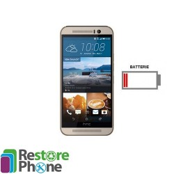Reparation Batterie HTC One M9