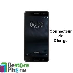 Reparation Connecteur de Charge Nokia 6