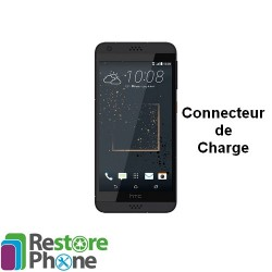 Reparation Connecteur de Charge HTC Desire 530