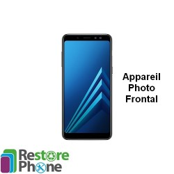 Reparation Apn Frontal Galaxy A8 2018/A8+ 2018