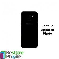 Reparation Lentille Apn Galaxy A8 2018/A8+ 2018