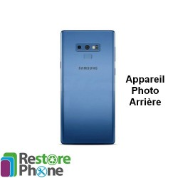 Reparation Appareil Photo Arriere Galaxy Note 9