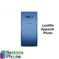 Reparation Lentille Apn Galaxy Note 9