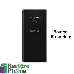 Reparation Bouton Empreinte Digitale Galaxy Note 9