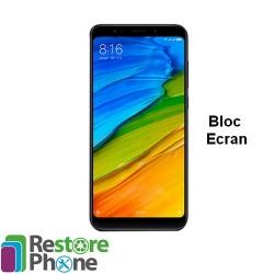 Reparation Bloc Ecran + chassis Xiaomi Redmi 5