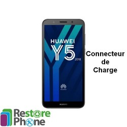 Reparation Connecteur de Charge Huawei Y5 2018