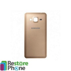 Coque arriere Galaxy J3 2016