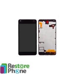 Bloc Ecran avec chassis Lumia 550