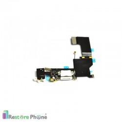 Nappe Connecteur de Charge + Micro + Antenne Iphone 5S