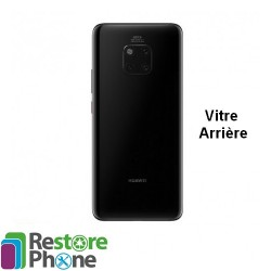 Reparation Vitre Arriere Huawei Mate 20 Pro