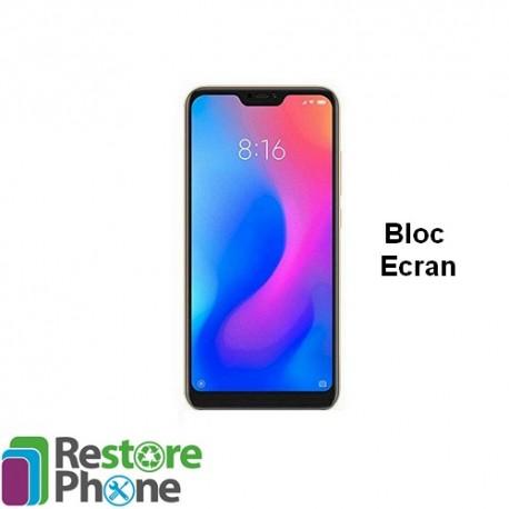 Reparation Bloc Ecran Xiaomi Mi A2 Lite