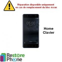 Reparation Bouton Home Nokia 5
