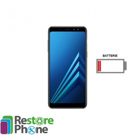 Reparation Batterie Galaxy A8 2018