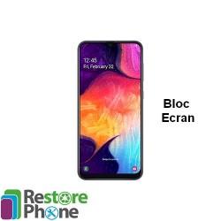 Reparation Bloc Ecran Galaxy A50 (A505)