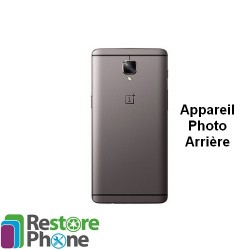 Reparation Appareil Photo Arriere OnePlus 3T