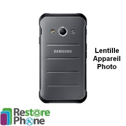 Reparation Lentille Apn Galaxy Xcover 3