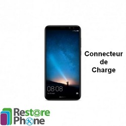 Reparation Connecteur Charge Huawei Mate 10 Lite