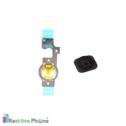Bouton Home Complet pour Apple iPhone 5