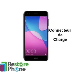 Reparation Connecteur Charge Huawei Y6 Pro 2017