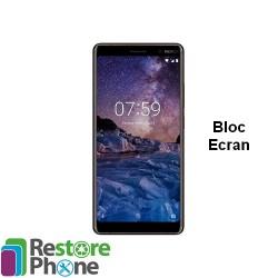 Reparation Bloc Ecran Nokia 7 Plus