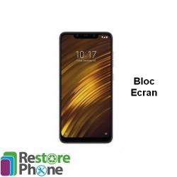 Reparation Bloc Ecran Xiaomi Pocophone F1