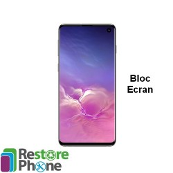 Reparation Bloc Ecran Galaxy S10 (G973)