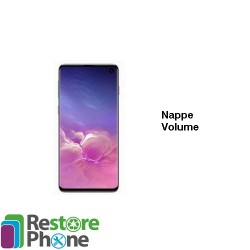 Reparation Nappe Volume Galaxy S10