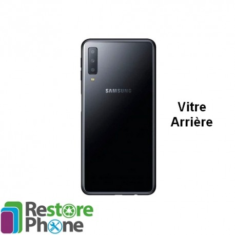 Reparation Vitre Arriere Galaxy A7 2018 (A750)